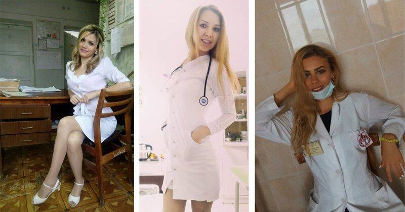 20+ милых медсестер, которые могут вылечить без лекарств (22фото)