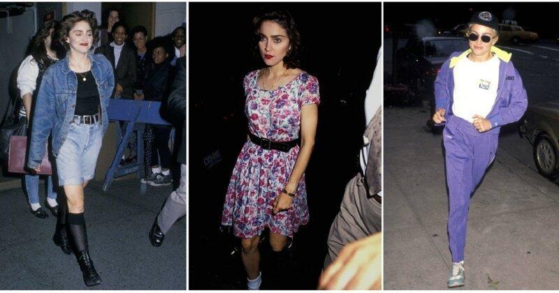 Мадонна 1980-х: икона стиля (31фото)