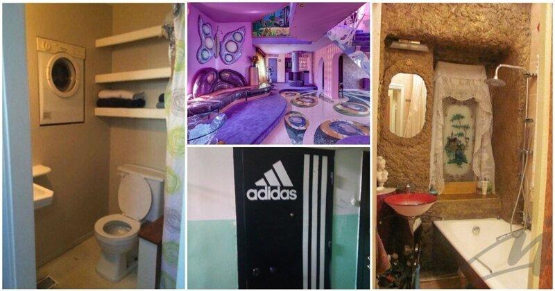 18 подъездов и квартир, в которых живут борцы с серостью и безликостью (23фото)