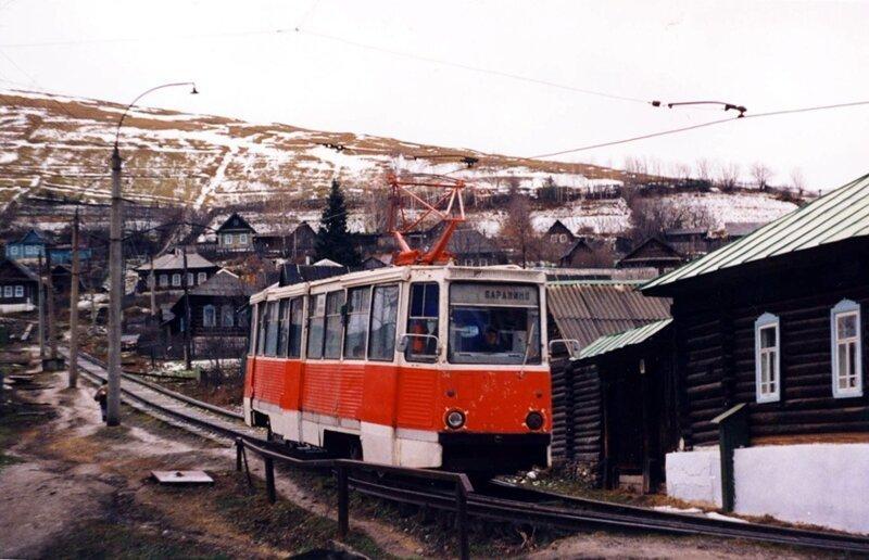 Трамвайный рай (40фото)